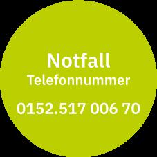 Notfalltelefonnummer 0152.517 006 70